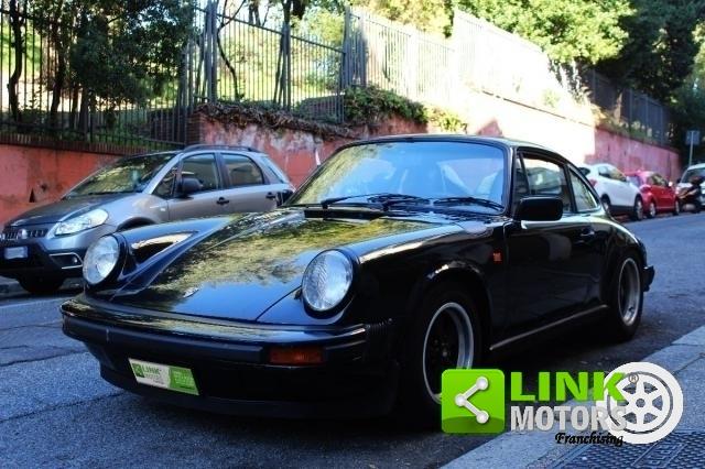 PORSCHE 911 SC DEL 1977, MANUTENZIONE REGOLARE PORSCHE, OTTIMO STATO DI CONSERVAZIONE, TARGA ROMA, SEMPRE REVISIONATA, APPENA TAGLIANDATA
