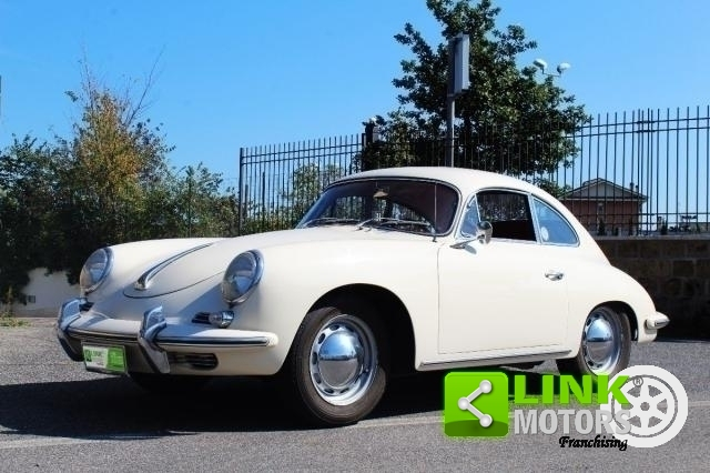 PORSCHE 356 B T5 MONO GRILL COUPE from 1961, PERFECTLY RESTORED, NEW ENGINE, NEW UPHOLSTERY, MATCHING NUMBERS, PLATED 356