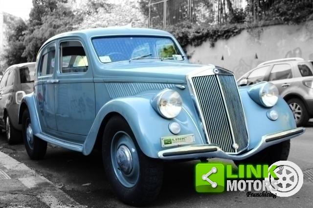 LANCIA APRILIA 1300 I SERIE DEL 1937, PERFETTA, TUTTO ORIGINALE