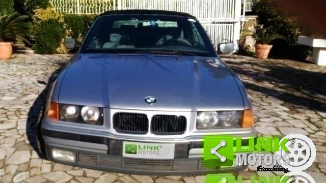 BMW SERIE 3 CABRIO 320I 24V, IMPIANTO GPL