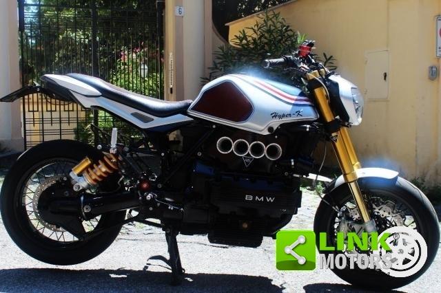 BMW K 100 RS 100CV, ISCRITTA FMI, CONDIZIONI ECCELLENTI, CUSTOMIZZATA TOP, TARGA E LIBRETTO ORIGINALI