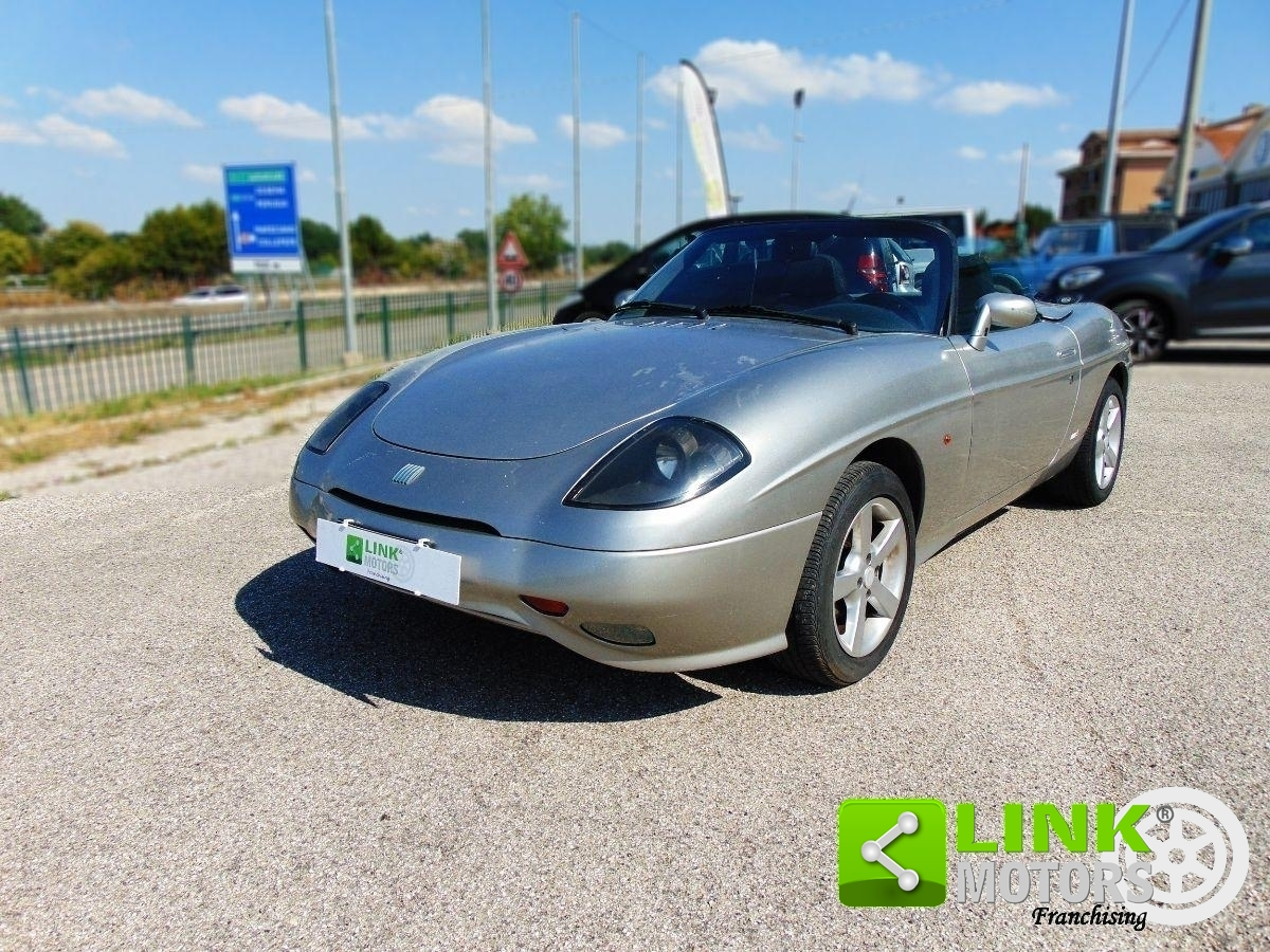 FIAT BARCHETTA 1.8 16V, YEAR 2001, CARED MAINTENANCE