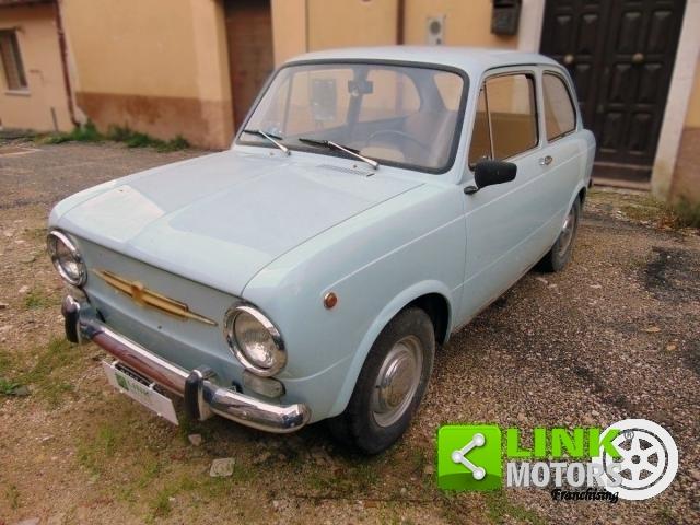 FIAT 850 SUPER, ANNO 1964, CONSERVATA, ISCRITTA ASI