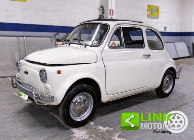 FIAT 500L 595CC* (1970) PERFETTA