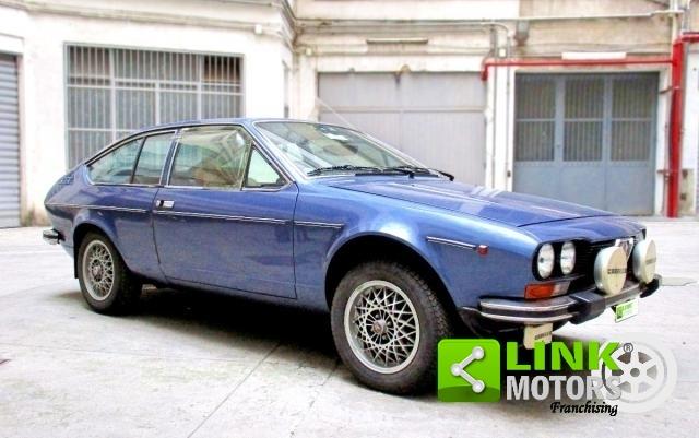 ALFA ROMEO ALFETTA GTV 2.0 L (1979) ECCELLENTE