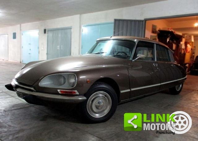 CITROEN DS (FG) 23 PALLAS (1973)