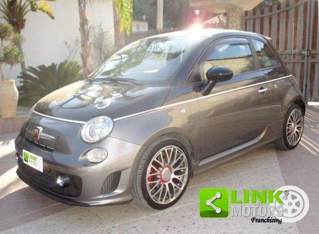 ABARTH 500 1.4 TURBO CUSTOM 135CV (2015)