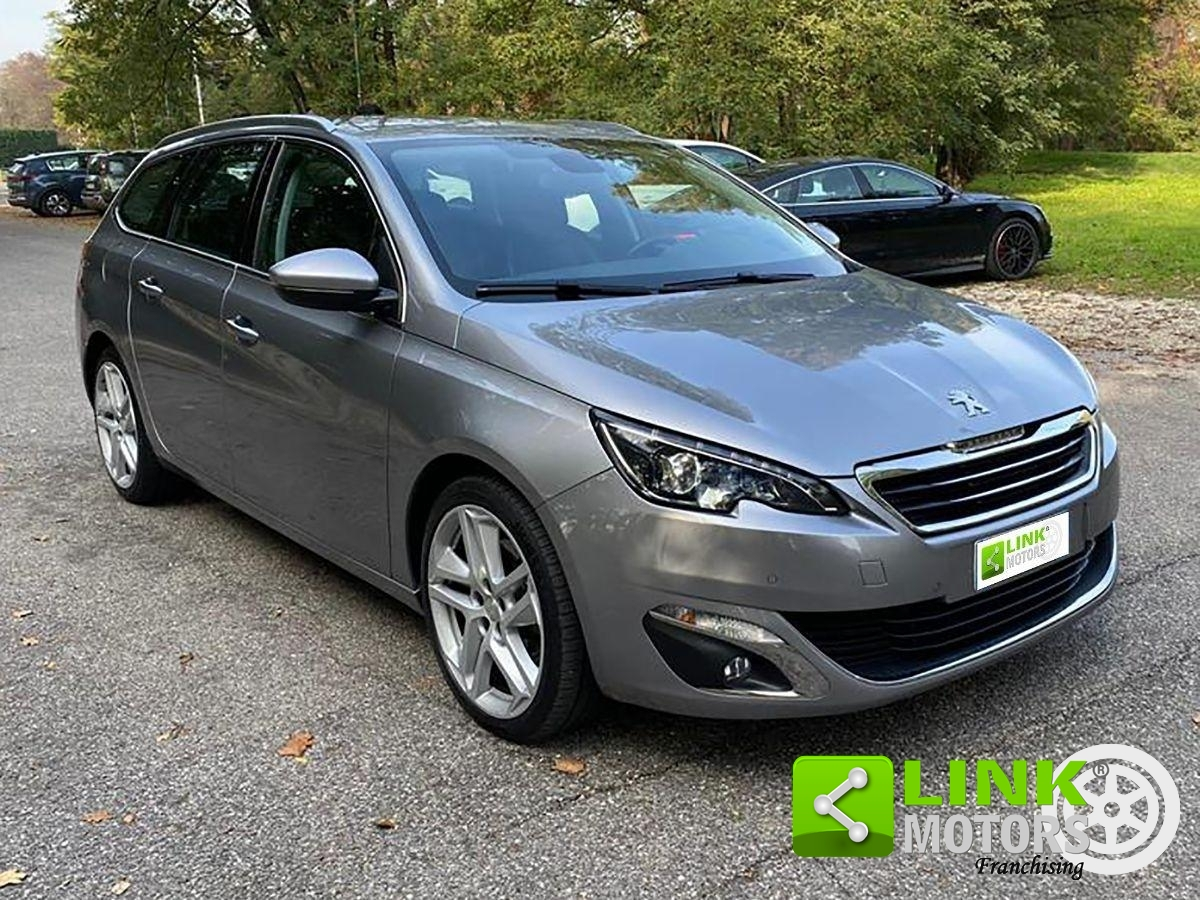 PEUGEOT 308 SW 2.0 BLUEHDI 150 CV EAT6 ALLURE - 2015
