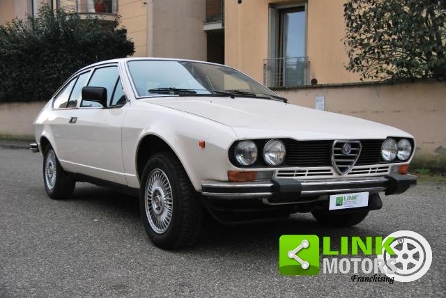 ALFA ROMEO ALFETTA GT 1.6 - 1978