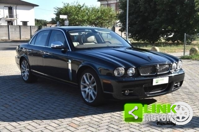 JAGUAR XJ 2.7 D V6 SOVEREIGN - 2008