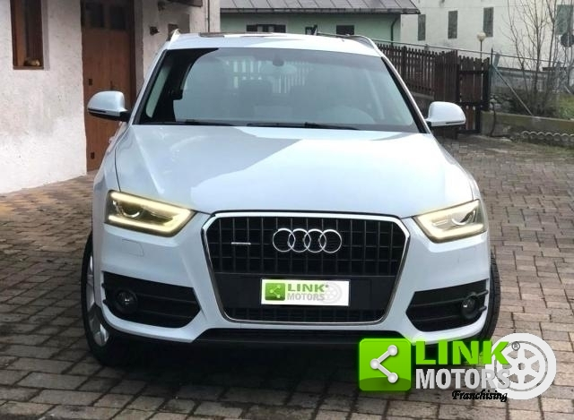 AUDI Q3 2.0 TDI 177CV QUATTRO S-TRONIC ADVANCED - 2012