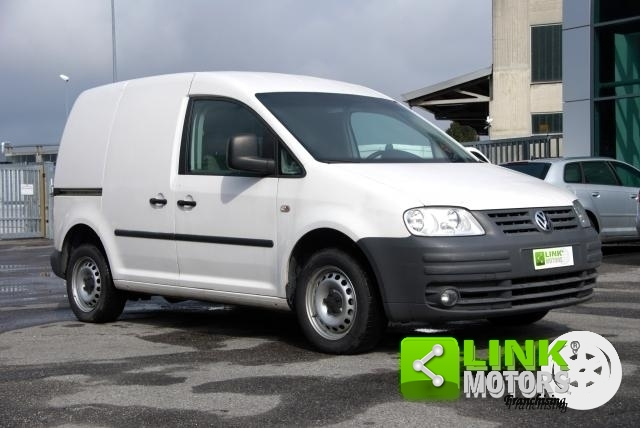 VOLKSWAGEN CADDY 2.0 METANO - 2009