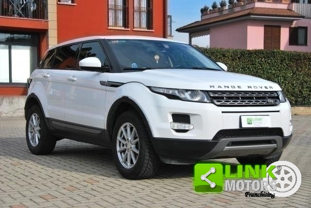 LAND ROVER RANGE ROVER EVOQUE 2.2 DYNAMIC LIMITED EDITION - 2014