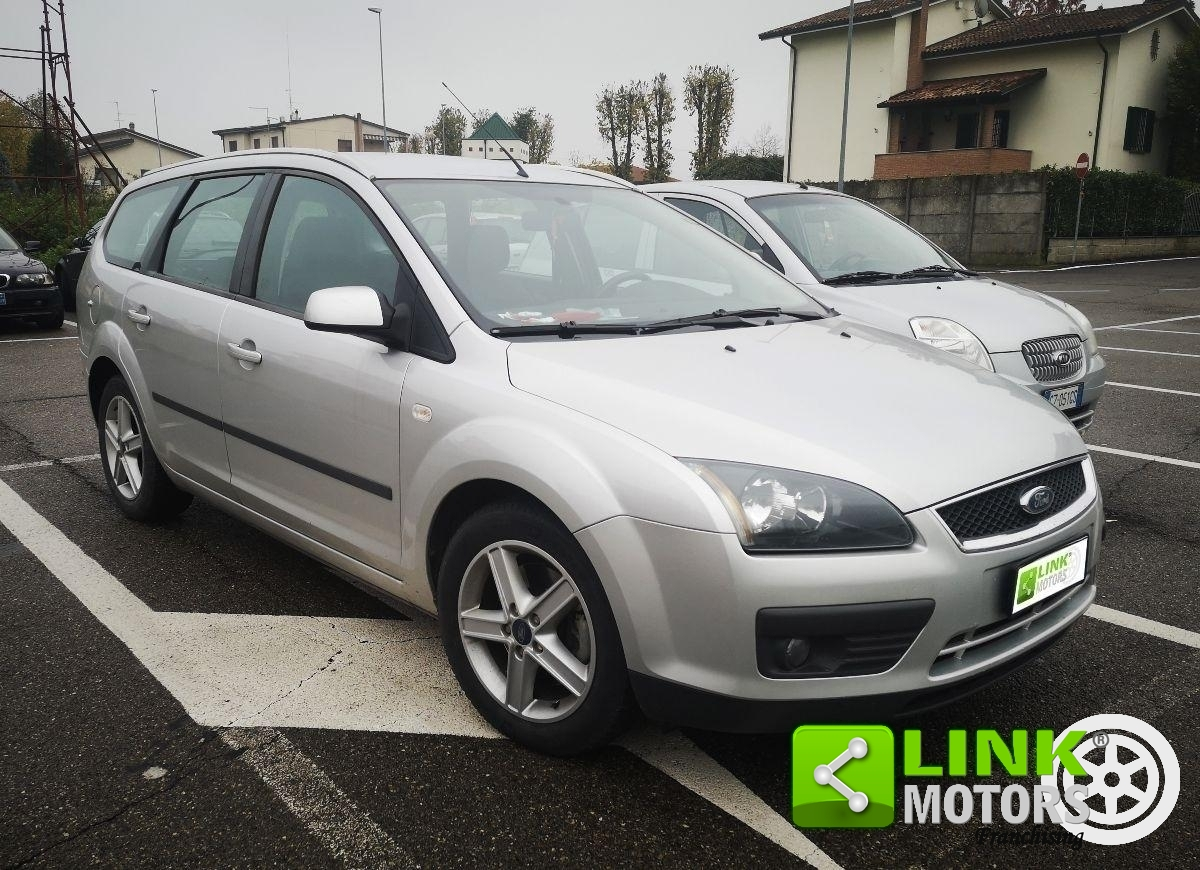 FORD FOCUS STATION WAGON 1.8 TDCI *CLIMA BIZONA* - 2005