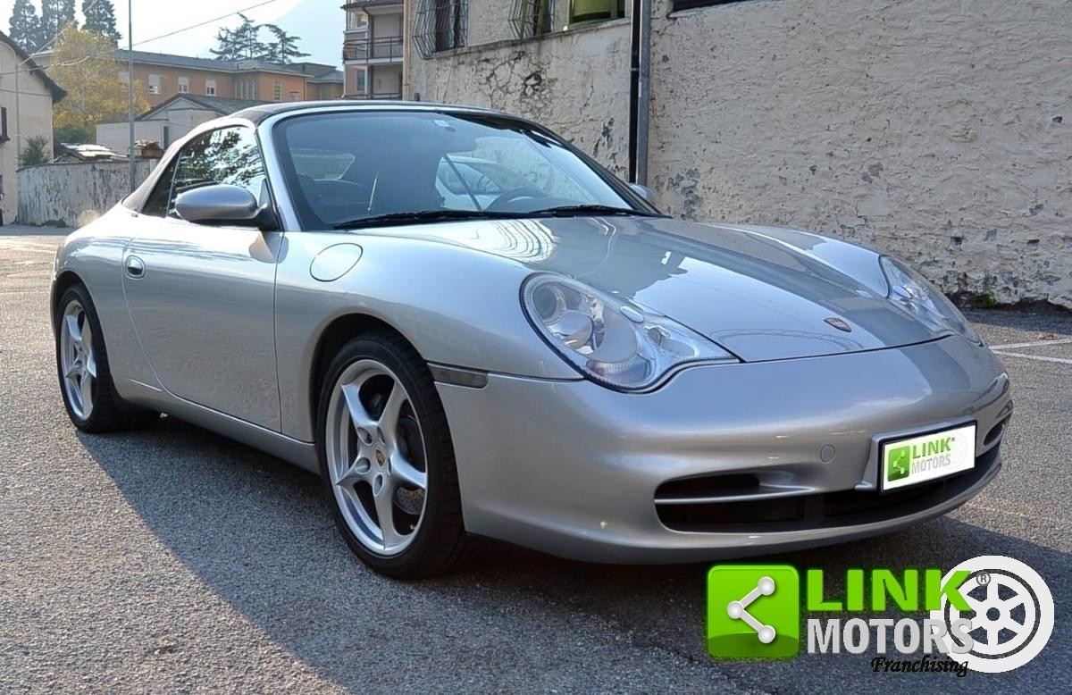 PORSCHE 911 SERIE 996 CABRIO CARRERA 4 - 2002
