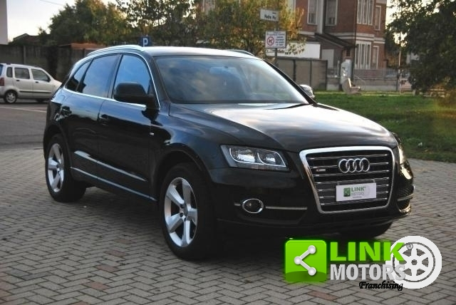AUDI Q5 2.0 TDI QUATTRO S TRONIC ADVANCED - 2011