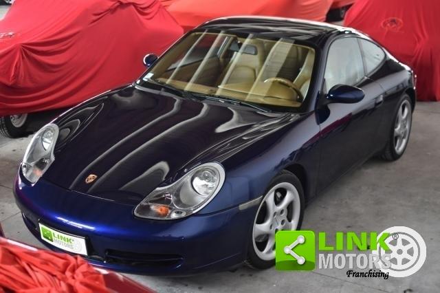 PORSCHE 911 COUPÈ 3.4 CARRERA 4 SERIE 996 - 2001