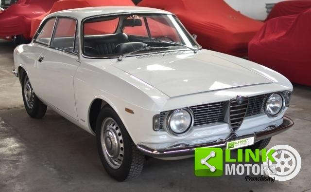 ALFA ROMEO GIULIA SPRINT GT 1600 SCALINO - 1966