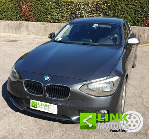 BMW 1 SERIES 120D 5P UNIQUE - 2013