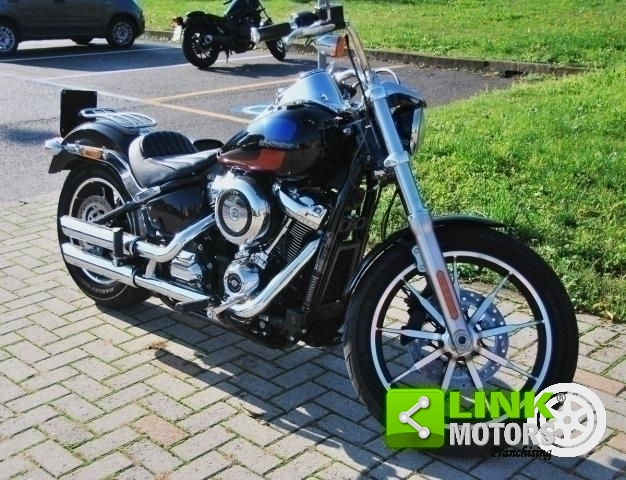 HARLEY DAVIDSON SOFTAIL LOW RIDER - 2017