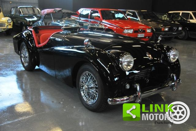 TRIUMPH TR2 LONG DOOR - 1954