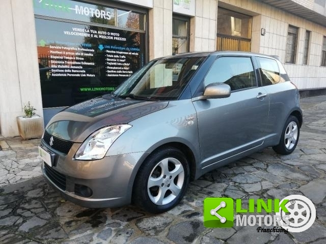 SUZUKI SWIFT 1.3 DDIS 3P. GL X NEOPATENTATI