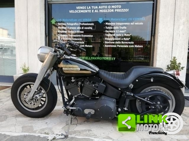 HARLEY-DAVIDSON SOFTAIL FXSTB 1450 NIGHT TRAIN