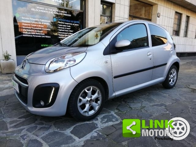 CITROEN C1 1.0 5P. EXCLUSIVE NEOPATENTATI