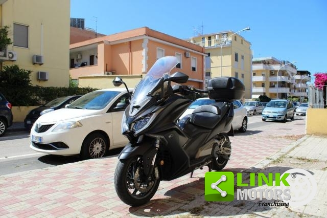 KYMCO AK 550 ONE OWNER