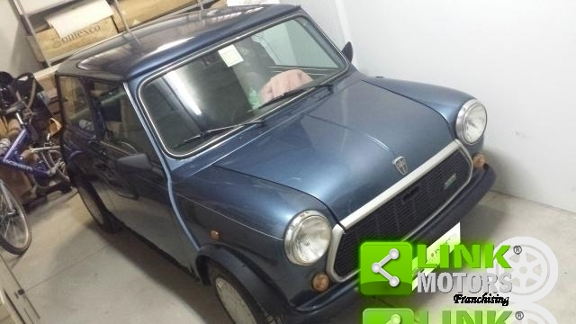 AUSTIN ROVER MINI MAYFAIR 1986 UNIPROPRIETARIO