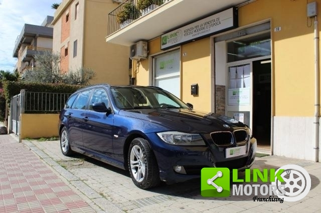 BMW SERIE 3 TOURING 318D 2.0 143CV