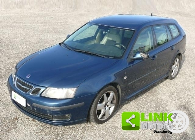 SAAB 9-3 STATION WAGON 1.9 TID 16V DPF VECTOR