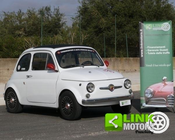 FIAT 500 L CUSTOM ABARTH