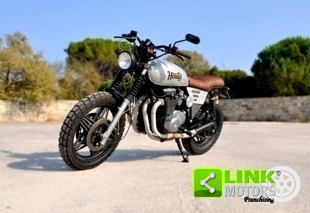 HONDA CB 650 RC08 CAFE RACER