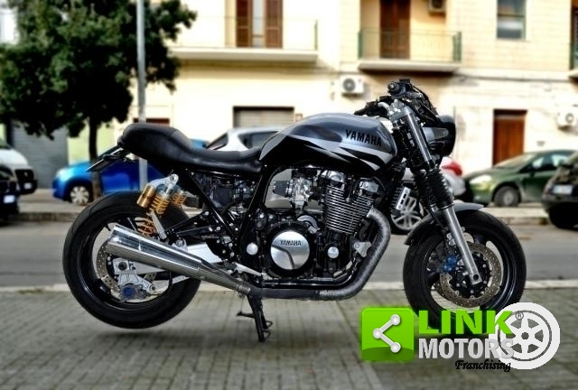 YAMAHA XJR 1300 SP NAKED PERSONALIZZATA A LECCE