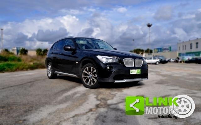 BMW X1 SDRIVE20D FUTURA CAMBIO AUTOMATICO