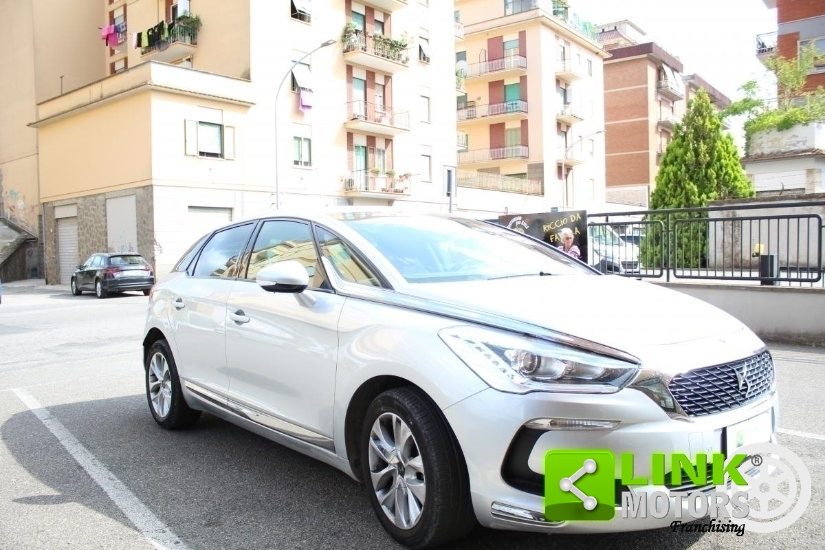 DS5 1.6 E-HDI 115 ETG6 BUSINESS DI KM 15.000.