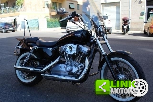HARLEY DAVIDSON SPOSTER XL 883 CON CARBURATORE