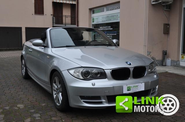 BMW SERIE 1 CABRIO 120D ATTIVA DPF