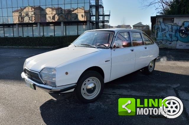 CITROEN GS CLUB - BENZINA - 1222 CC - CV 60 -