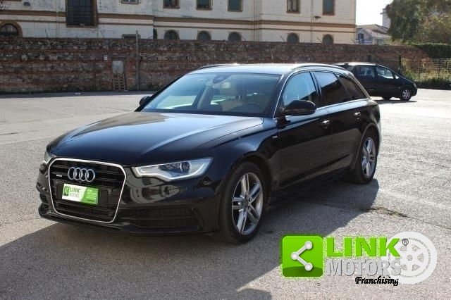 AUDI A6 AVANT 3.0 TDI 245CV CLEAN DIESEL QU. S TRONIC ADVANCED