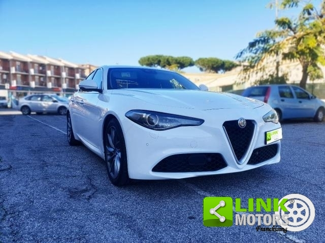 ALFA ROMEO GIULIA 2.2 TD 180 CV AT8 AWD Q4 SUPER