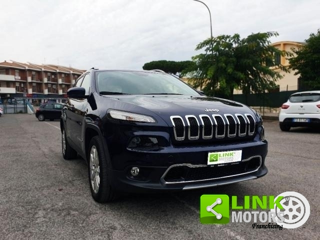 JEEP CHEROKEE 2.2 MJT II 4WD ACTIVE DRIVE I -LIMITED FULL