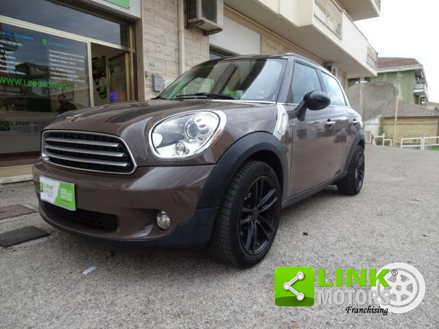 MINI - COUNTRYMAN - COOPER D