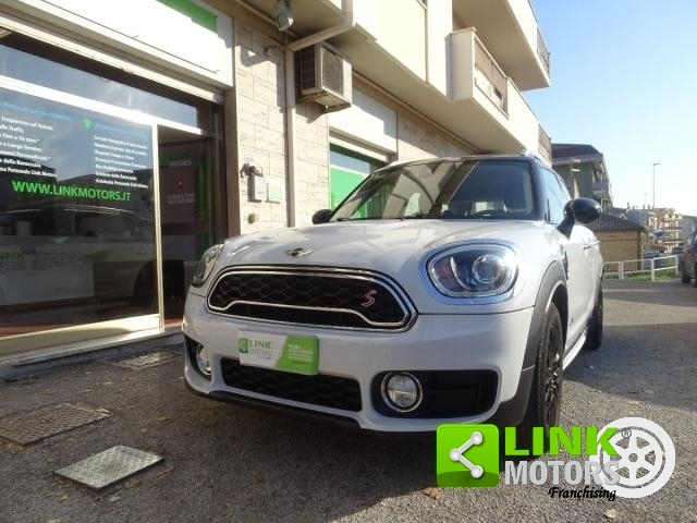 MINI - COUNTRYMAN - MINI COOPER SD HYPE ALL4 AUT.