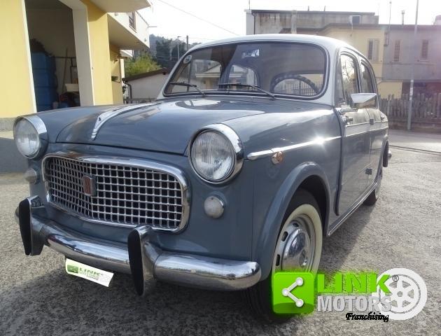 FIAT 1100 H 103 LUSSO DEL 1959