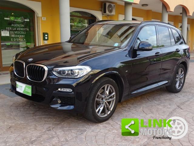 BMW X3 2.0D 190 CV XDRIVE MSPORT