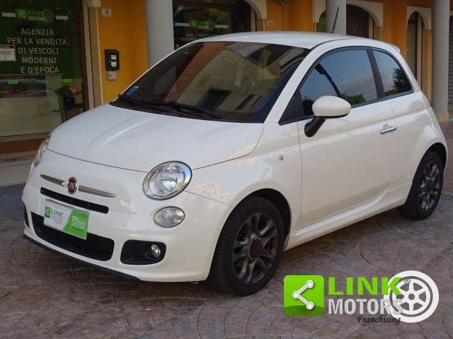 FIAT 500 1.2 SPORT 69 CV