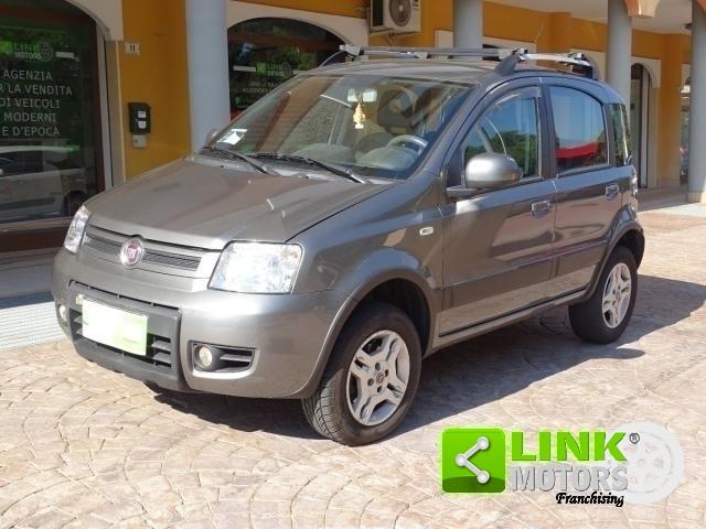 FIAT PANDA 4X4 1.3 MJT 75 KM