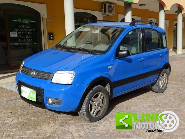 FIAT PANDA 4X4 1.2 60 KM